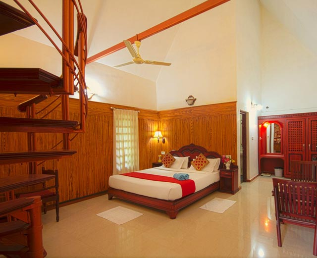 Misty Woods Resort | Fairy Tale Cottages | Spacious Rooms | Cottage Interior View