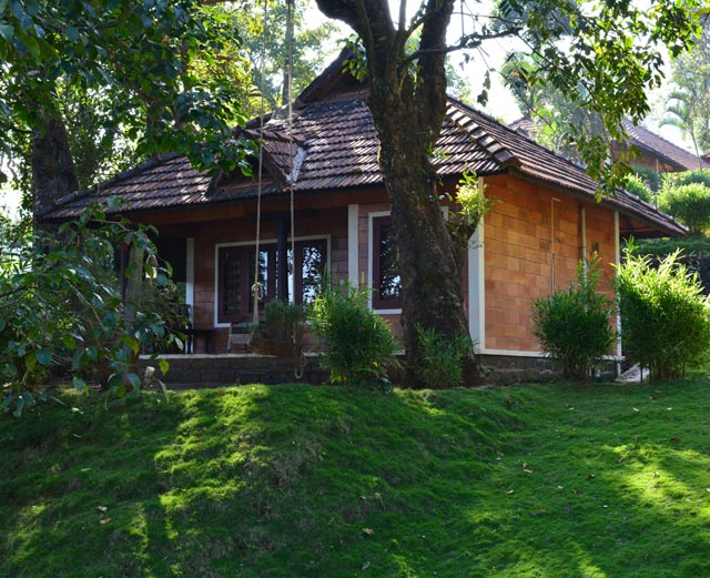 Misty Woods Resort | Vernacular Styled Cottages | Cottage Exterior View