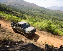 Jeep Drive